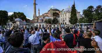 Turquia decide transformar antiga basílica, hoje museu, em mesquita - Correio Braziliense