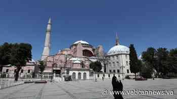 Eventual reconversão de Santa Sofia em mesquita preocupa União Europeia - Vatican News