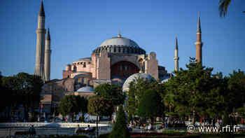 Turquia: Haghia Sofia pode regressar ao estatuto de mesquita - RFI Português