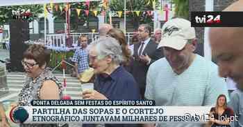Covid-19: Ponta Delgada sem festas do Espírito Santo - TVI24