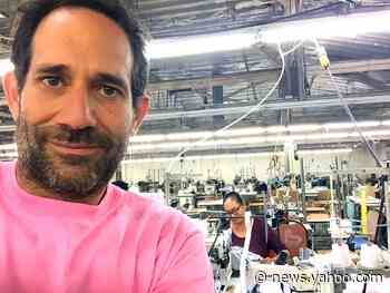 Health department shuts down production at Dov Charney's clothing company, Los Angeles Apparel, after 'flagrant' health violations and death of 4 workers