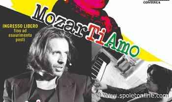 Spoleto celebra Mozart a 250 anni dal suo soggiorno in città - Spoleto Online