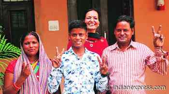 Haryana: Son of gardener from Kharak Mangoli becomes district topper in class 10 - The Indian Express