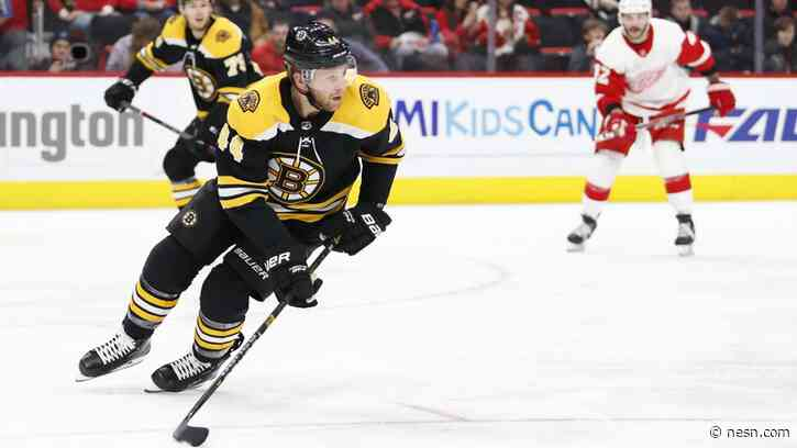 Bruins' Steven Kampfer Opts Out Of Return, Explains Why On Social Media