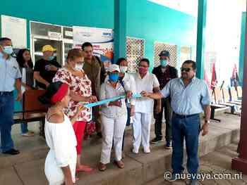 Entregan obras de rehabilitación del centro de salud Pedro Narvaéz Cisneros, en Jinotepe - La Nueva Radio YA