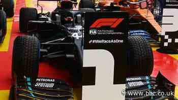 Lewis Hamilton at his breathtaking best for Styrian GP pole - BBC Sport