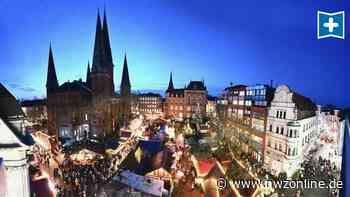 Weihnachtsmarkt Oldenburg: Lambertimarkt wegen Corona auch am Bahnhof? - Nordwest-Zeitung
