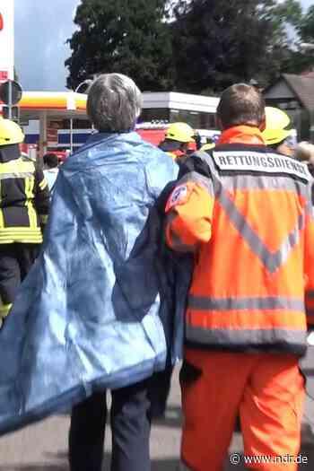 Ritterhude: Feuer in Senioren-Wohnanlage - NDR.de