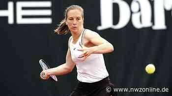 Tennis: Wie Talente von Heisens Erfahrung profitieren sollen - Nordwest-Zeitung
