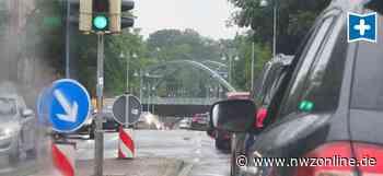 Zahlreiche Baustellen Im Stadtgebiet: Autofahrer stecken in Oldenburg in der Staufalle - Nordwest-Zeitung