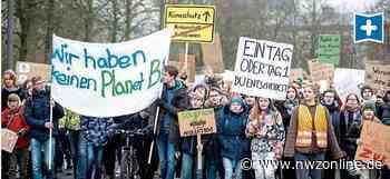 """Forderungen Von """"fridays For Future"""" In Oldenburg: Nur sehr kleine Schritte auf dem Weg zum Klimaschutz - Nordwest-Zeitung"""
