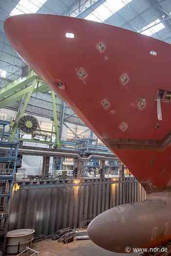 Meyer Werft: Kreuzfahrt-Neustart weckt Zuversicht - NDR.de