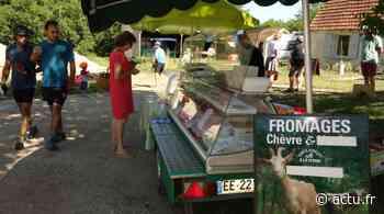 Lot. A Floirac, vallée de la Dordogne, nouveau marché le dimanche matin - actu.fr