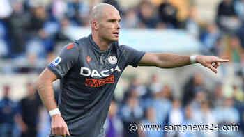 Udinese, Nuytinck: «Partita importante contro la Sampdoria» - Sampdoria News 24