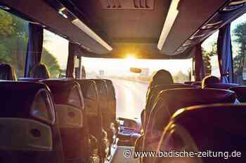 Busunternehmen aus der Region Freiburg bangen um ihre Zukunft - Hartheim - Badische Zeitung