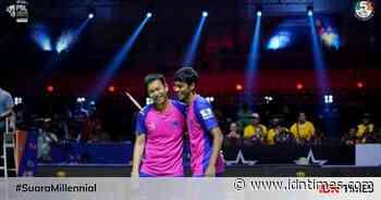 Hendra Setiawan Catat Hattrick, Pune 7 Aces Menang Lagi di PBL 2020! - IDNTimes.com