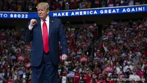 US-Präsidentenwahlkampf: Ärger über Trumps Playlist