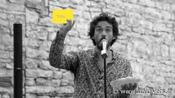 Mots et merveilles Résidence Jules Vallès samedi 18 juillet 2020 - Unidivers