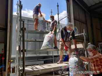 Essonne : 8 tonnes d'amour à recycler à Arpajon - Le Républicain de l'Essonne