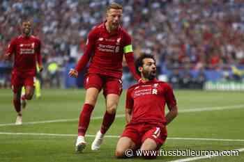 Mohamed Salah lässt Michael Owen und Steven Gerrard hinter sich - Fussball Europa