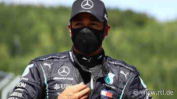 """Formel 1: Lewis Hamilton in der Setup-Krise - Mercedes-Balance laut Toto Wolff eine """"Katastrophe"""" - RTL Online"""