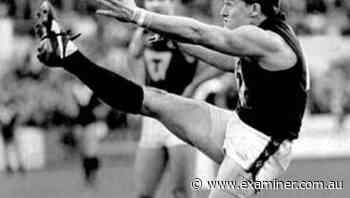 COMMEMORATING STATE OF ORIGIN: Ex-East Launceston champion Doug Barwick tells of the day Tasmania upset Victoria - 30 years on - after a 30-year wait - Tasmania Examiner
