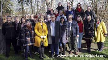 Élections municipales 2020 à Valentigney, Claude-Françoise Saumier : réunions publiques - ToutMontbeliard.com