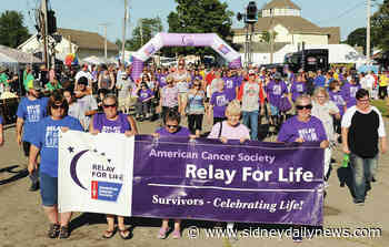 Relay for Life continues fight virtually - sidneydailynews.com