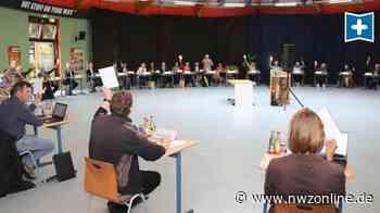 Gemeinderat In Ganderkesee: Corona bestimmt die Sitzungsordnung - Nordwest-Zeitung