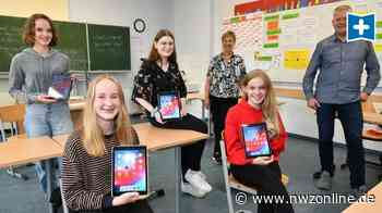 Ganderkesee: Start für Tablet Klasse - Nordwest-Zeitung