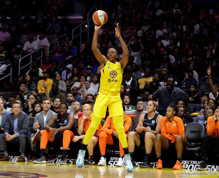 Sparks' Nneka Ogwumike pulling off challenging balancing act in the 'Wubble'