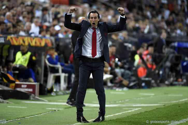 Benfica pensa em Unai Emery como opção caso não consiga tirar Jorge Jesus do Flamengo - globoesporte.com