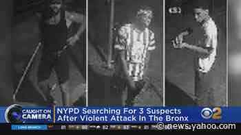 NYPD Searching For 3 Suspects After Violent Attack In The Bronx