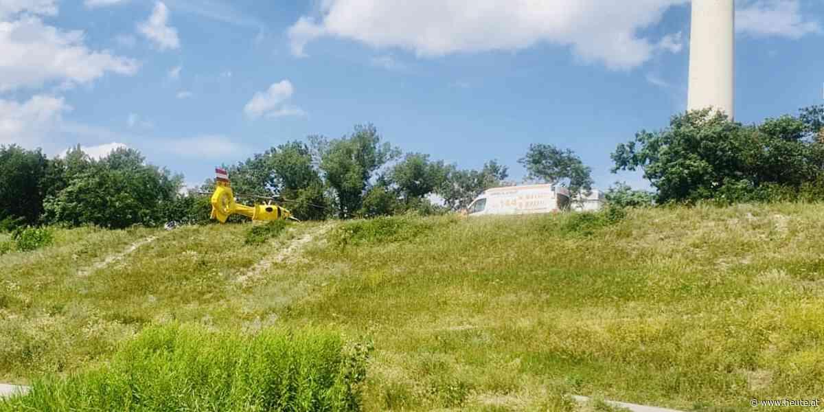 Biker (38) bei Crash in der Lobau schwer verletzt - Heute.at - Nachrichten und Schlagzeilen
