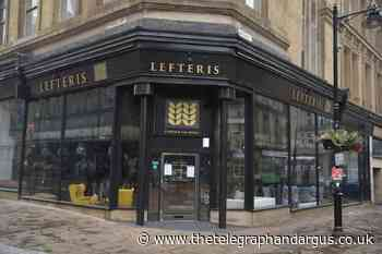 Lefteris cafe, in Bradford city centre, closes down