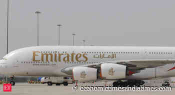 Emirates airline to cut up to 9,000 jobs: Report - Economic Times