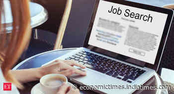 Scams to avoid while hunting for jobs - Pandemic blues - Economic Times