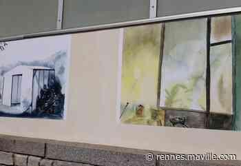 Betton. Les murs du Festival de l'Ille s'exposent - maville.com