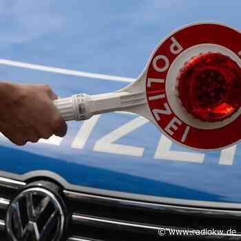 Polizei in Duisburg stoppt bekifften Paketzusteller auf A40 - Radio K.W.