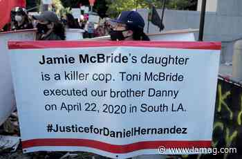 The LAPD Officer Who Shot Daniel Hernandez Is a Firearms Influencer—and Daughter of a Powerful Police Union Figure - LA Magazine