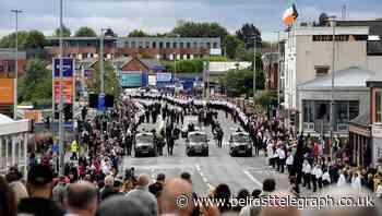 Northern Ireland chief medic McBride tight-lipped over Sinn Fein Storey funeral coronavirus rule breach - Belfast Telegraph