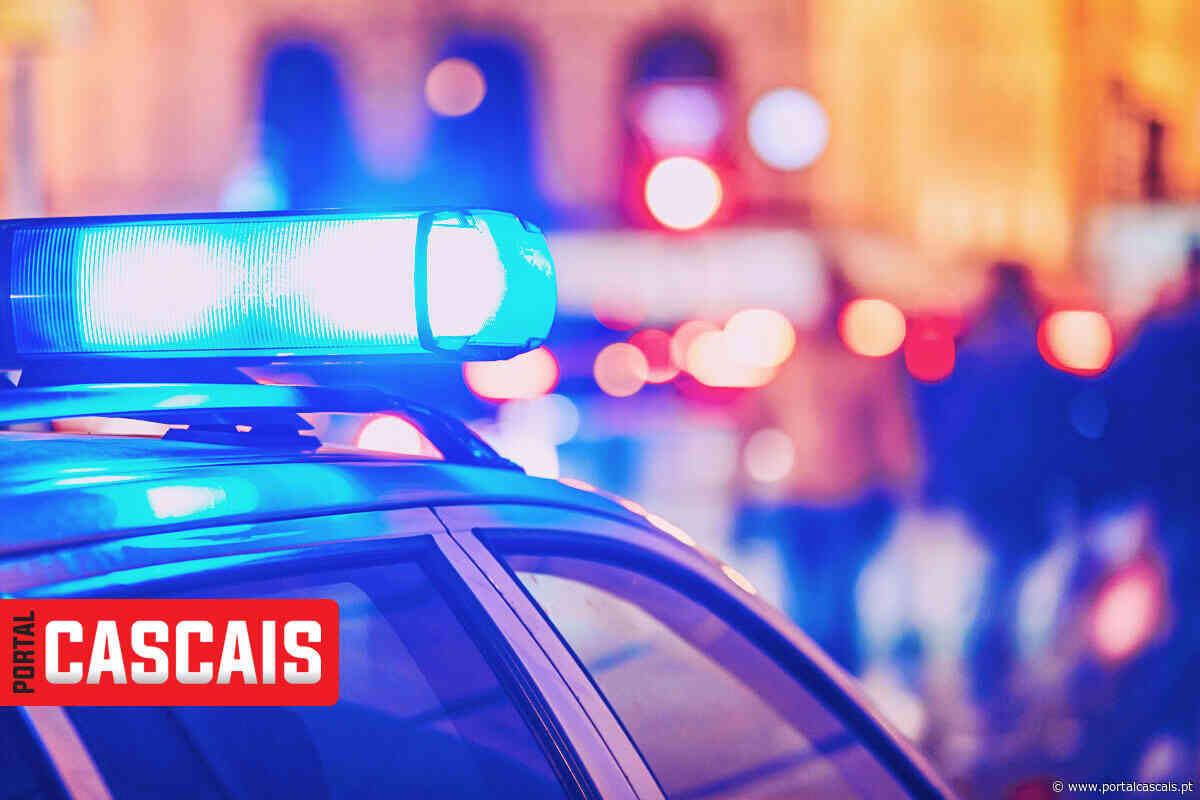 PSP Oeiras detém homem que causou danos em viatura policial - Portal Cascais