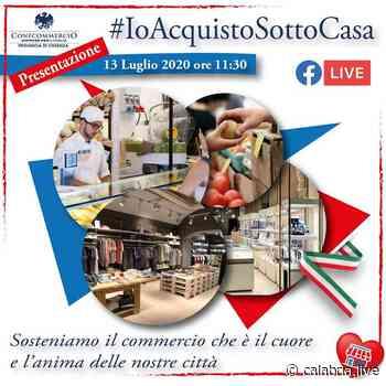 """COSENZA – Al via il progetto """"Io Acquisto sotto casa"""" di ConfCommercio - Calabria Live"""