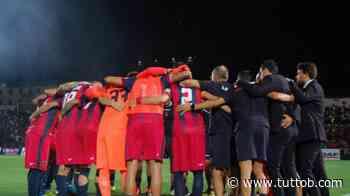 Cosenza, squadra in ritiro in vista del Perugia - Tutto B