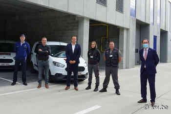 Uniek in Vlaanderen: beveiligingsfirma krijgt vaste stek op Kortrijks politiecommissariaat