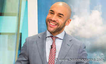Good Morning Britain's Alex Beresford suffers hilarious mishap ahead of filming - HELLO!