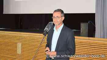 Niedereschach: Viel Wasser im kleinen Schlierbach - Niedereschach - Schwarzwälder Bote