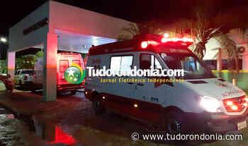 Homem é preso após derrubar trabalhador de escada na capital - Tudo Rondônia