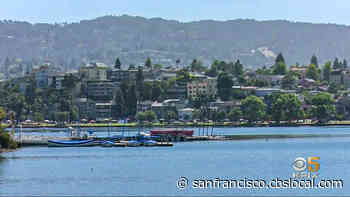 Locals Applaud Oakland Strategy to Keep Lake Merritt Crowd-Free - CBS San Francisco
