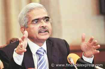 RBI Governor Shaktikanta Das asks banks to do Covid stress test, focus on raising capital